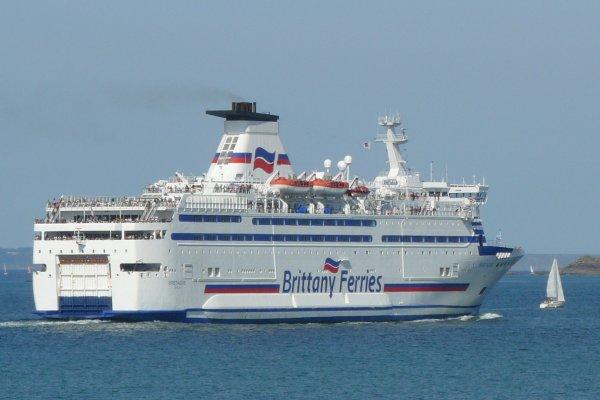 car-ferry Bretagne